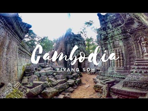 CAMBODIA ADVENTURE ✈ Siem Reap & Phnom Penh   GOPRO HERO4   TRAVEL 2016