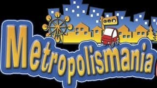Review of Metropolismania for PS2