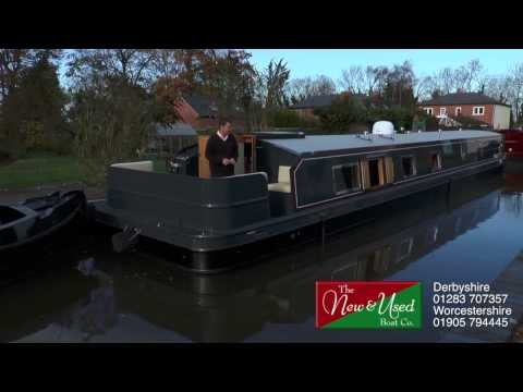 The Abode Wide Beam Canal and River Boat