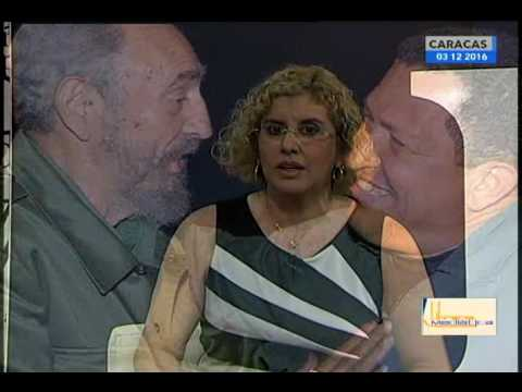 LA LIBRERIA MEDIATICA  03 12 2016 2da. parte homenaje FIDEL