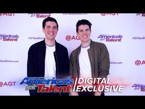 Mirror Image Talks Controversy And Breaks Down The Judges' Comments - America's Got Talent 2017