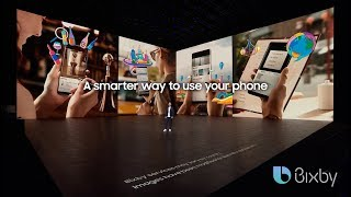 A Smarter Way to Use Your Phone   Bixby   Samsung SmartLife