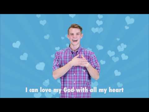 Love The Lord | Preschool Worship Song