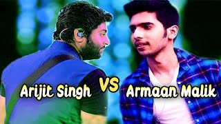 Arijit Singh Vs Armaan Malik | Top Hits Songs 2016-17