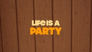 Life Is A Party - Ms Triniti [Official Lyric Video]