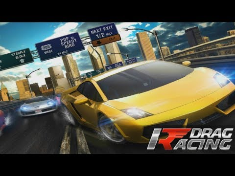 Drag Racing Real 3D Android HD GamePlay Trailer [Game For Kids]