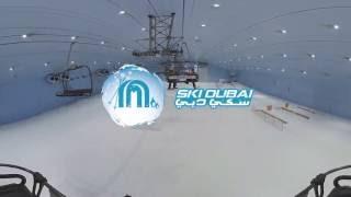 360º Video Ski Dubai Skiing Experience