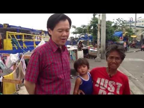 Homeless in Manila - Dalia's Story (in Filipino)