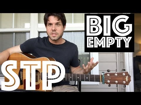 Guitar Lesson: How To Play Big Empty By Stone Temple Pilots