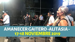 Amanecer Gaitero - Alitasia 2019 YouTube Videos