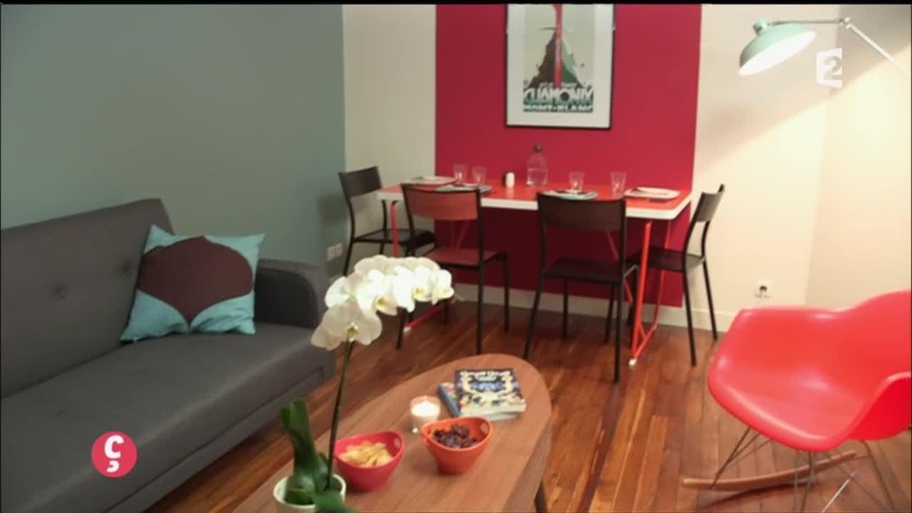 d co un salon ann es 50 ccvb youtube. Black Bedroom Furniture Sets. Home Design Ideas