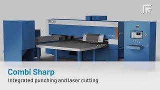 Prima Power Combi Sharp - Punch & Laser combi machine
