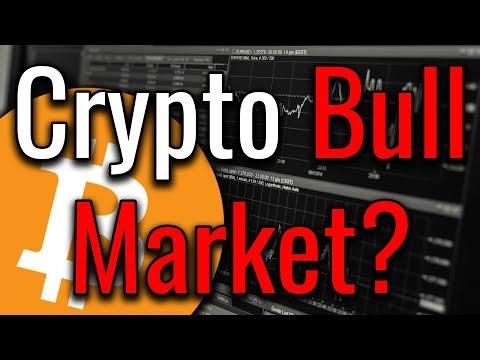Is The Bottom Behind Us? A Crypto Bull Market Forming?