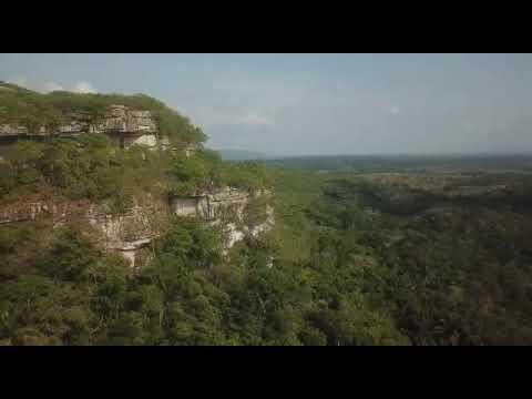 Video de Drone - Sierra del Chibiriteque