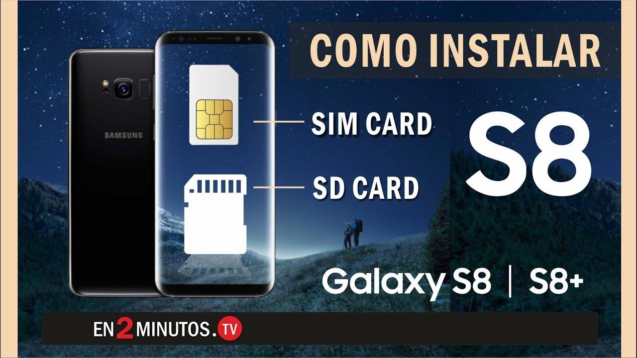 samsung galaxy s9 plus tiene doble tarjeta sd