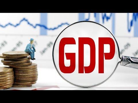 China sets 2018 GDP growth target at around 6.5 percent