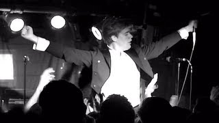 "The Hives - ""My Time is Coming"" & ""No Pun Intended"" live in New York"