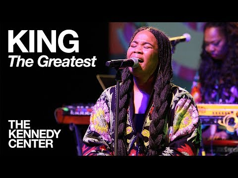 """KING - """"The Greatest"""" 