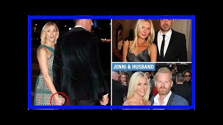 Jamie theakston and jenni falconer snapped holding hands after bash