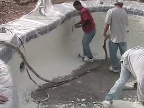 Pool Plaster Youtube