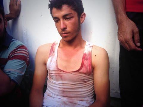 "Sharif Abdel Kouddous: In Gaza, Unrelenting Israeli Assault Causes ""Grave Humanitarian Crisis"""