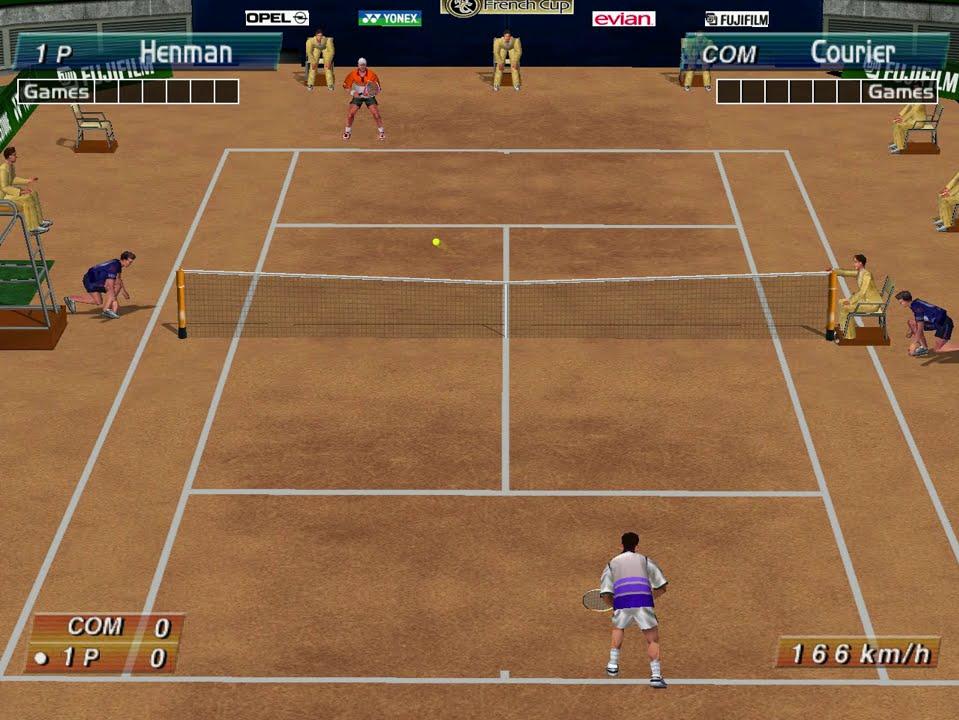 Resultado de imagem para virtua tennis 1999