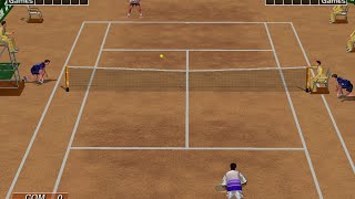 Virtua Tennis 1999 PC Gameplay HD