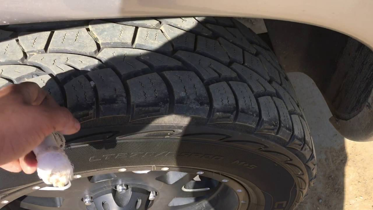 Cooper Atp All Terrain Tire Review Youtube