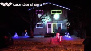 bass hunter christmas house