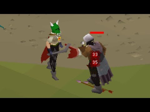 Fuck Woodcutting, Let's Pk With A Dragon Axe