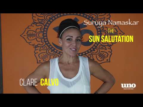 Uno Move of the Week - Yoga with Clare Calvo