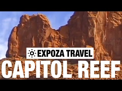 Capitol Reef (USA) Vacation Travel Video Guide