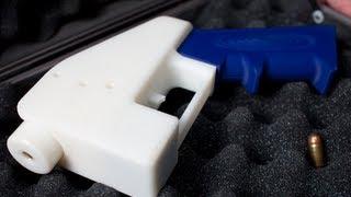 #BreakingItaly - Creata la pistola in plastica che puoi scaricarti da Internet