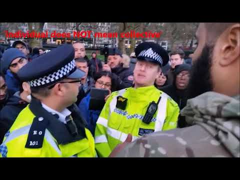 Freedom to Worship | The Royal Parks breach of Human Rights | Hyde Park - Speakers Corner UK