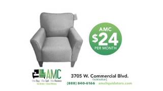 Amc Liquidators - Priceless Looks Priced Less - Television Commercial