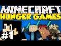 HOW AM I NOT DEAD?! - Minecraft Hunger Games w/ Friends