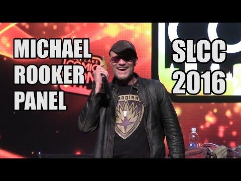 Michael Rooker Panel at Salt Lake Comic Con 2016