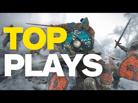 For Honor: Top 5 Brutal Plays (Fan Submissions)