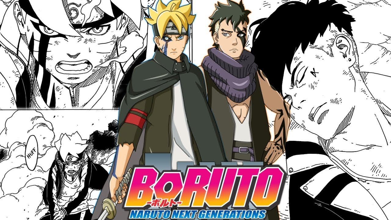 What Will Happen When The Boruto Anime Catches up To the Manga?