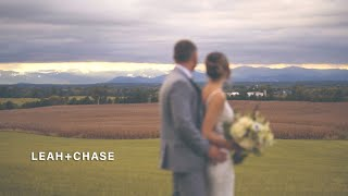"""Leah + Chase Wedding Film - """"All Your'n"""" by Tyler Childers"""