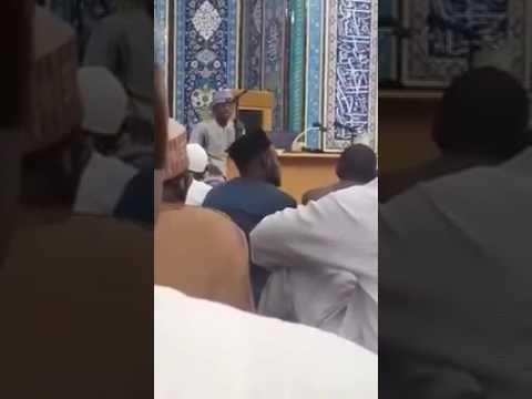Abdulmalik Abubakar Ibrahim Maiduguri - Ramadan 2016 Quranic Recitation