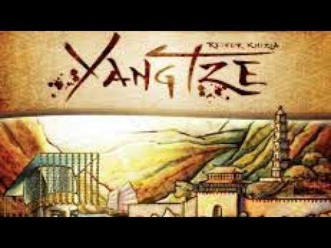 Yangtze - gra planszowa, recenzja