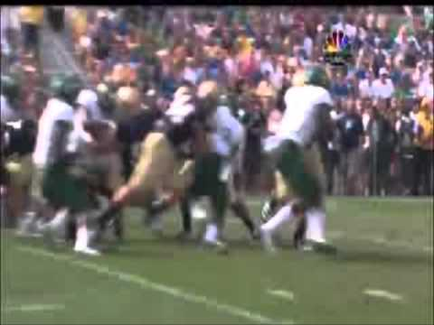 Best Strip in USF History Jerrell Young to Kayvon Webster at Notre Dame
