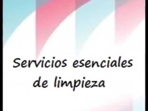#quedateencasa El personal de limpieza del hospital Alejandro Albarracín se sumó a la campaña