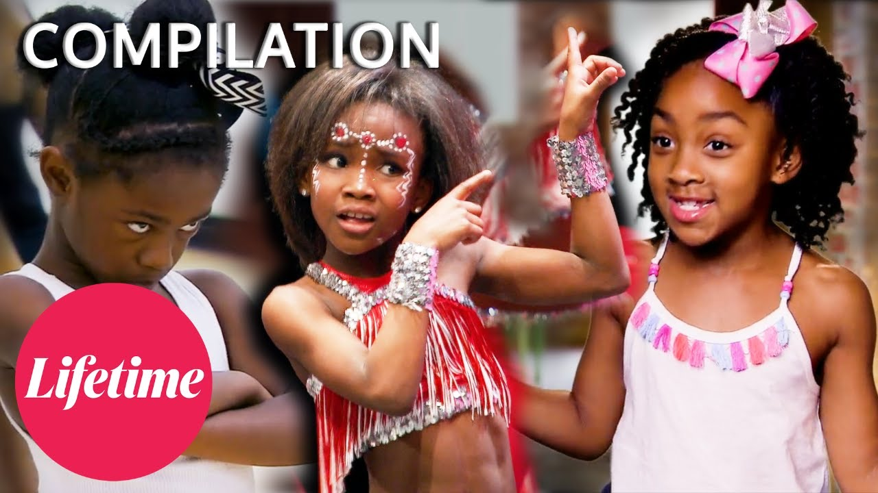"""Download Bring It! - """"BE READY!"""" The BABY Dancing Dolls MUST Be FEARLESS (Flashback Compilation) 