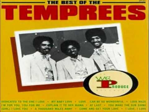 The Temprees - Come And Get Your Love / I'll Live Her Life