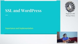 SSL and WordPress - WordPress Singapore