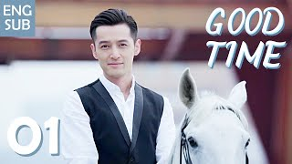[ENG SUB] Good Time 01 ❤ Dating with a handsome & bossy businessman (Hu Ge, Elvis Han)