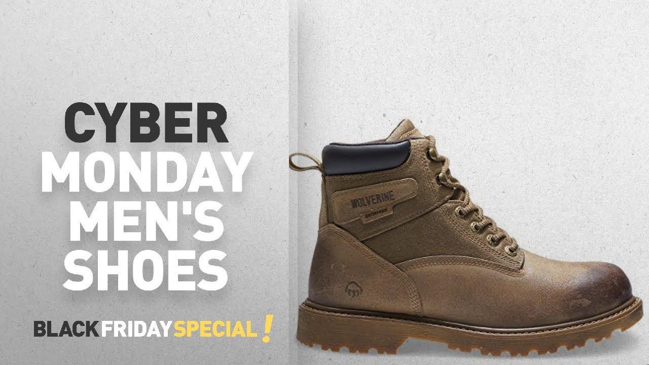 651cf8ba994 Cyber Monday Wolverine Men's Shoes: Wolverine Men's Floorhand 6 Inch  Waterproof Soft Toe Work Shoe