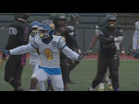 Pittsburgh High School Football: Westinghouse Academy Wins First City League Title In 23 Years In De